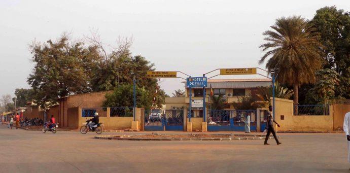 Journée « ville morte » au Tchad