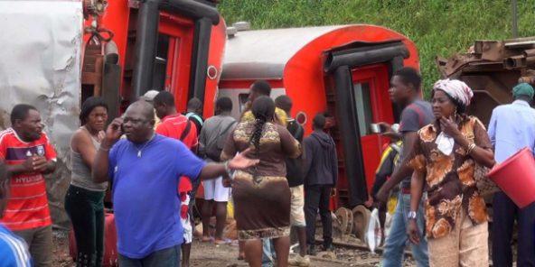 Bolloré pointé du doigt après la catastrophe ferroviaire d'Eseka
