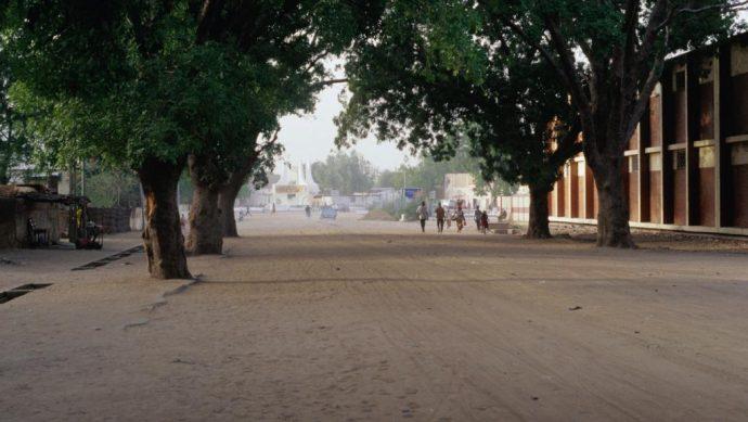 L'ambassade américaine visée par des tirs à N'Djamena