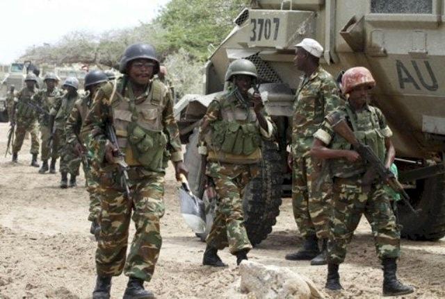 Le contingent burundais se retire de Somalie