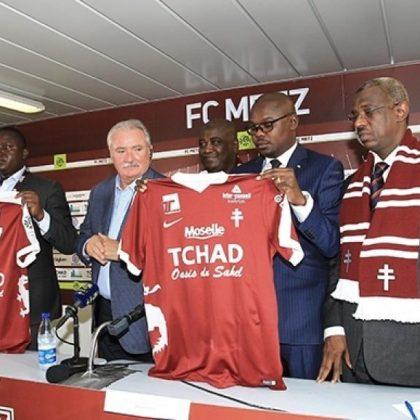Fin du partenariat entre le Tchad et FC Metz