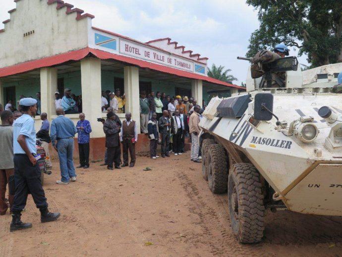 Découverte de huit fosses communes en RDC