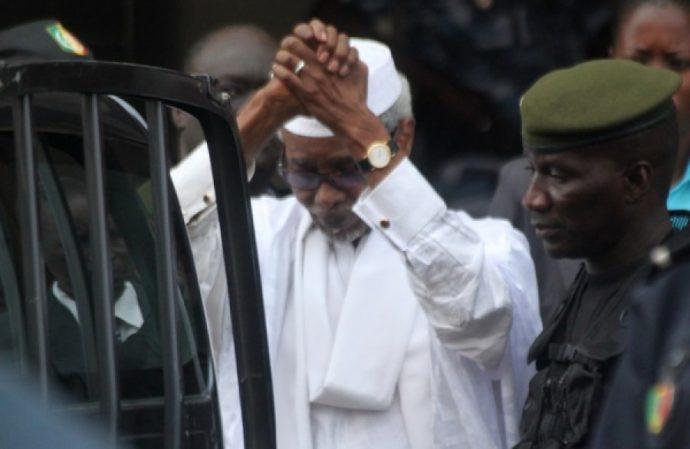 Perpétuité confirmée pour Hissène Habré