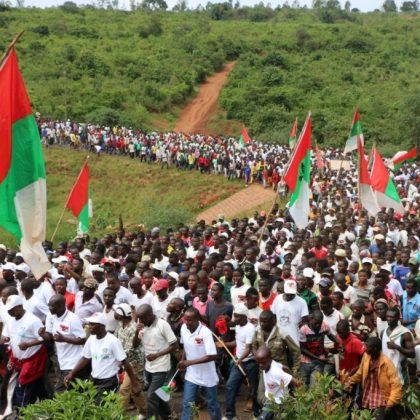Les inquiétants airs de viol au Burundi