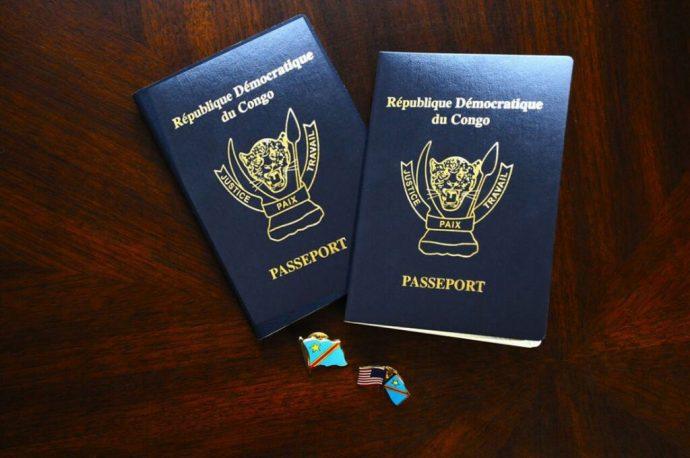 Scandale autour des passeports biométriques en RDC