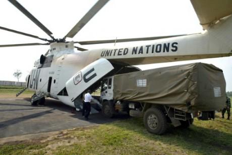 RDC : les seize otages de l'ONU libérés