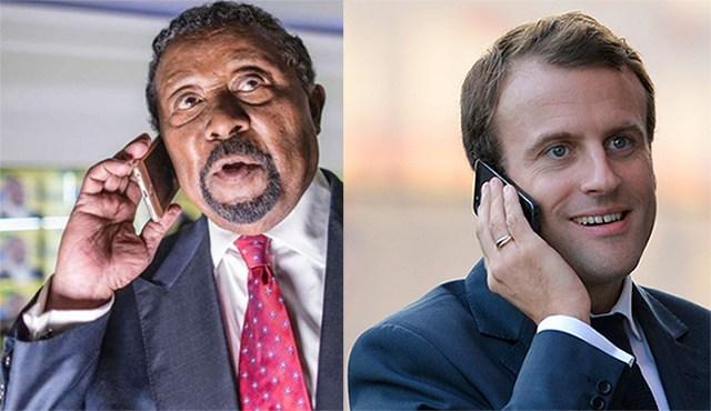 Gabon : Jean Ping en appelle au nouveau président français