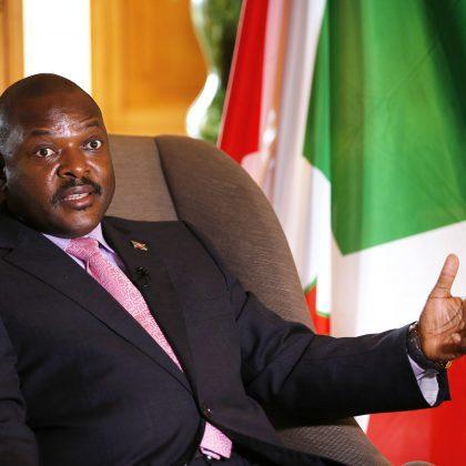 La tension monte entre l'UE et Bujumbura