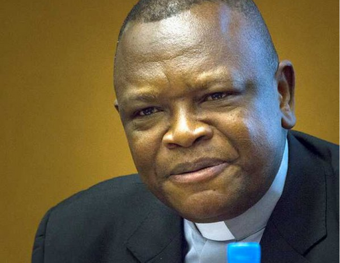 "Fridolin Ambongo : ""le pays va mal, debout congolais"""