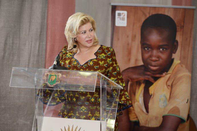 Afrique : Dominique Ouattara en croisade contre le travail des enfants