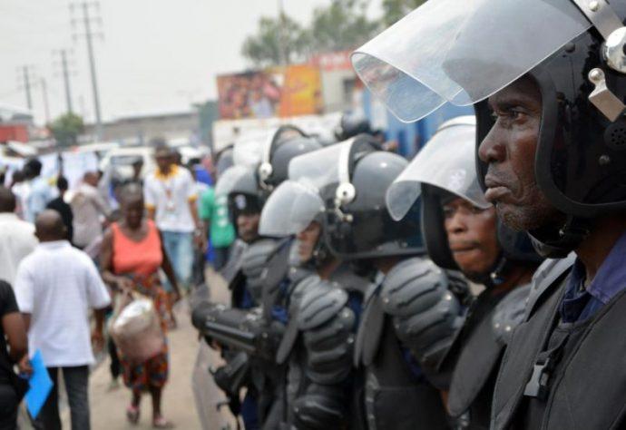 Nouvelle attaque contre à commissariat à Kinshasa