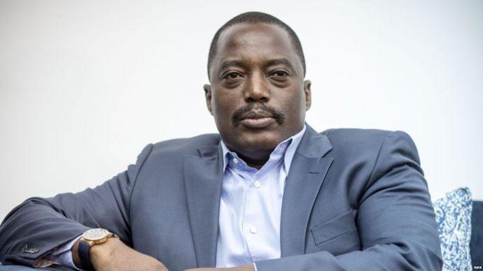 Les catholiques congolais demandent à Kabila de s'engager à ne pas rester au pouvoir