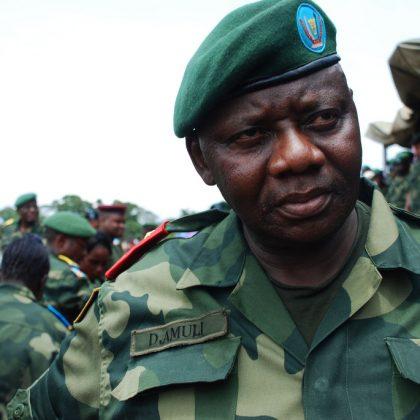 RDC : Kabila nomme Dieudonné Amuli à la tête de la police