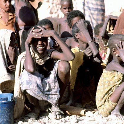 La RDC menacée par la famine