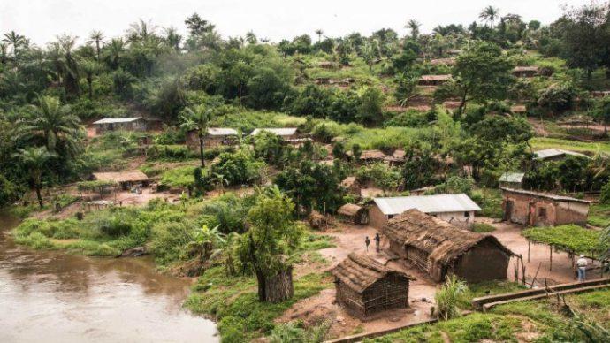RDC : un glissement de terrain engloutit un village en Ituri