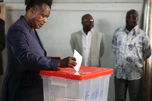 Législatives au Congo : le Parti congolais du travail pressenti pour une victoire confortable