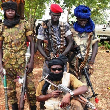 La ville de Bocaranga occupée par des milices