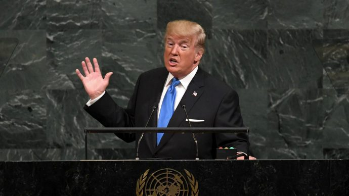 Donald Trump déclare les ressortissants tchadiens indésirables aux Etats-Unis