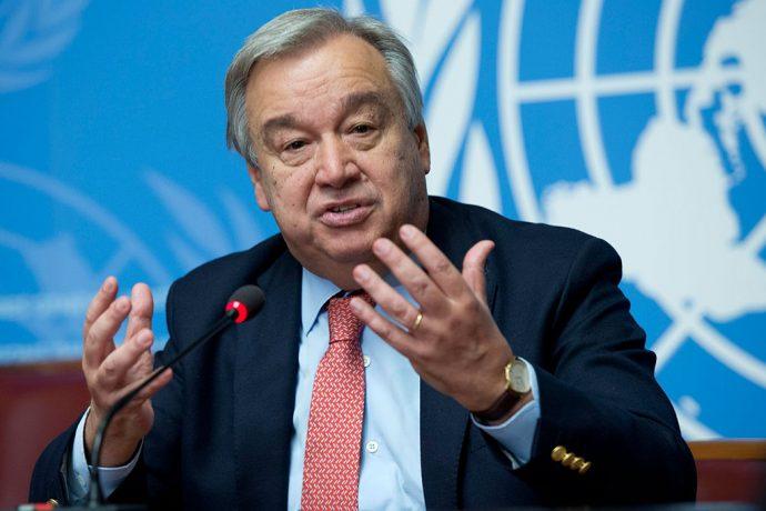 Antonio Guterres au chevet de la Centrafrique