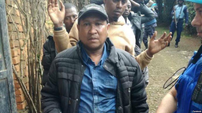 Abbas Kayonga livré par la Monusco aux autorités