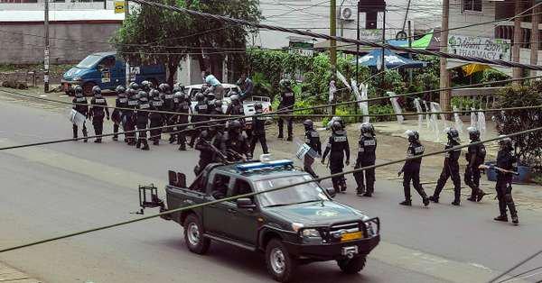 Crise anglophone au Cameroun : quatre blessés à Bamenda