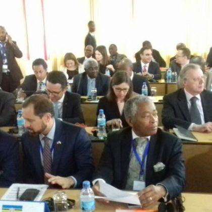 Difficiles négociations à Arusha