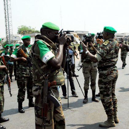 Livraison d'armes russes à Bangui