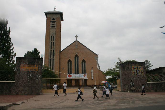 L'Eglise plus forte que la peur en RDC