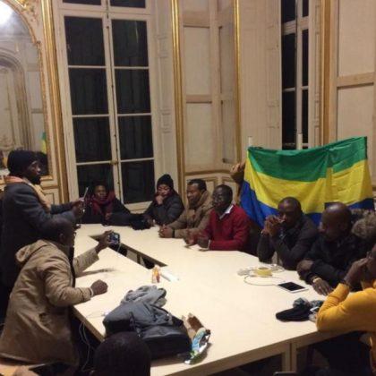 Des opposants gabonais mis dehors après l'occupation d'un hôtel particulier de la famille Bongo