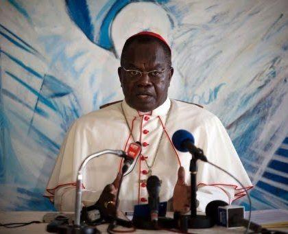 RDC : le clergé critique vivement le régime