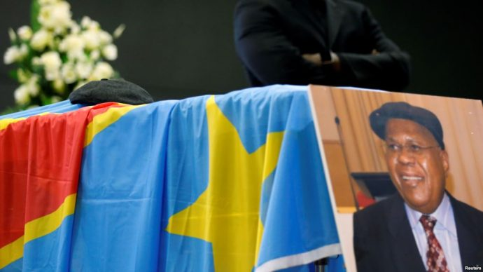 Une messe à Kinshasa en mémoire de l'opposant Étienne Tshisekedi