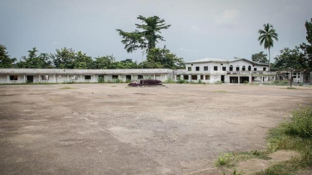 L'occupation de l'ancien domaine de Bérengo par des militaires russes créé la controverse en Centrafrique