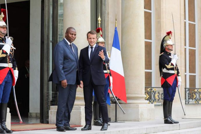 La Russie s'invite en Centrafrique
