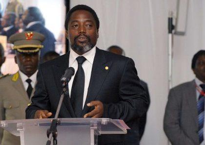 RDC : grand oral de Kabila sur la sécurité devant les élus de la majorité