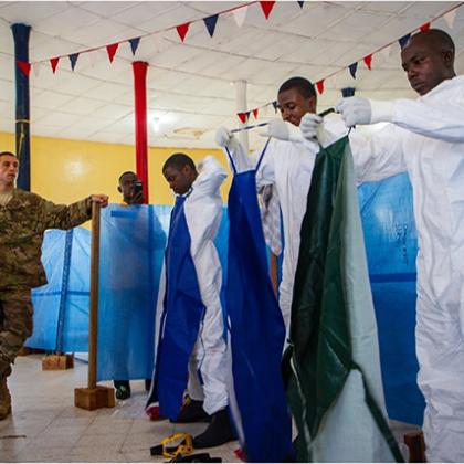 Feuille de route congolo-rwandaise contre Ebola