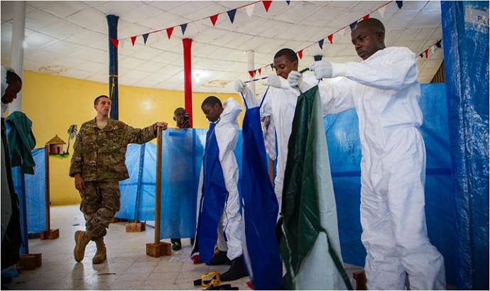 La RDC menacée de nouveau par Ebola
