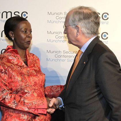 Louise Mushikiwabo candidate à la tête de l'OIF ?