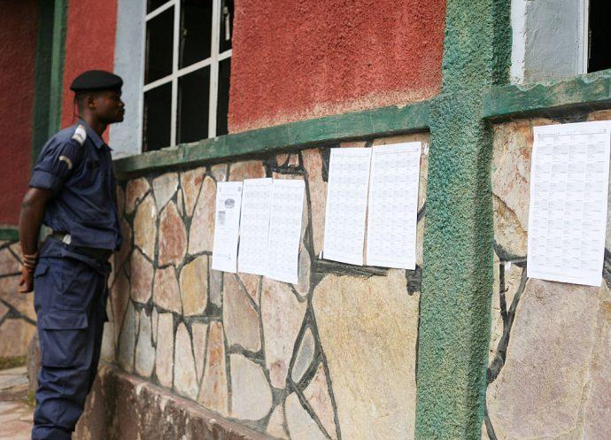 La Cour constitutionnelle valide le résultat du referendum burundais