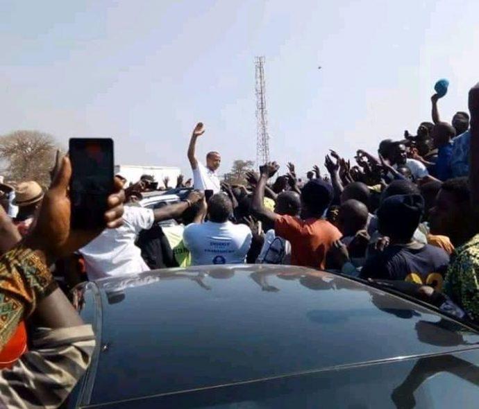 RDC : l'opposant Moïse Katumbi bloqué au poste-frontière de Kasumbalesa