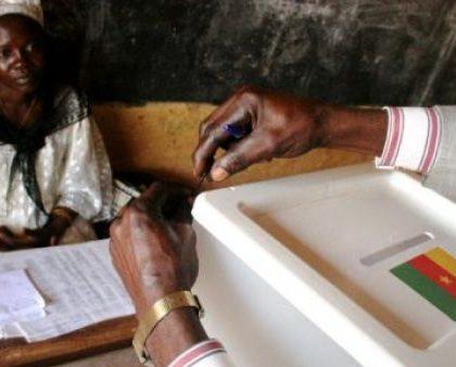 Cameroun : la liste des candidats a été mise à jour