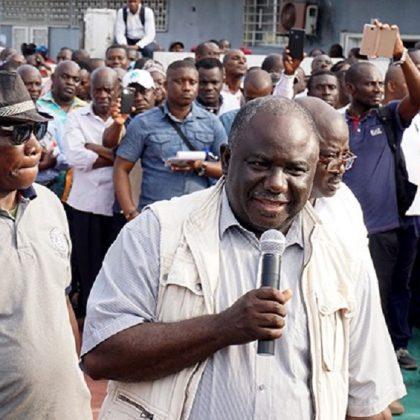Gabon : grande marche de la fonction publique contre l'austérité