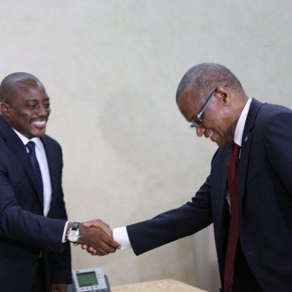 Présidentielle : Joseph Kabila n'est pas candidat !