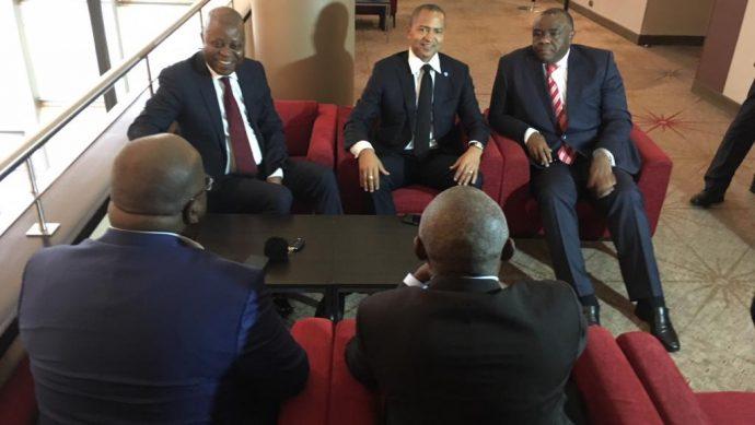 RDC : l'opposition se met en ordre de bataille à Bruxelles