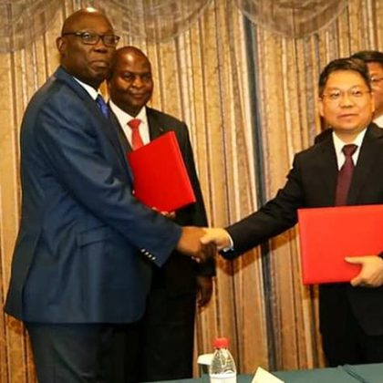 Centrafrique : China Gezhouba Group Corporation prend les rênes de Boali 2