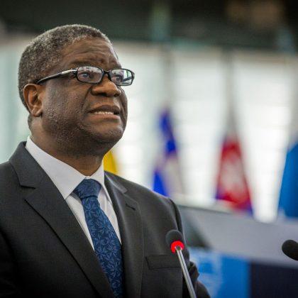 Denis Mukwege, un Nobel de la Paix pas comme les autres