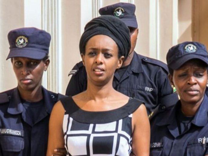 Liberté provisoire pour Diane Rwigara
