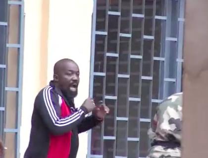 Alfred « Rambo » Yekatom dans les mains de la CPI