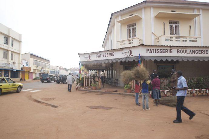 Un chef de milice tué à Bangui
