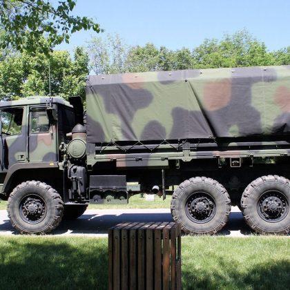 Le Tchad reçoit du matériel militaire américain
