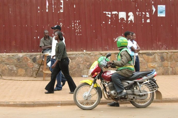 L'e-Moto arrive bientôt dans les rues de Kigali